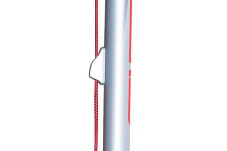Stangen Detail Seilspanner